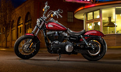 Photo of a 2014 Harley-Davidson FXDB Dyna Street Bob
