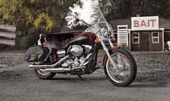 Photo of a 2013 Harley-Davidson FXDC Dyna Super Glide Custom