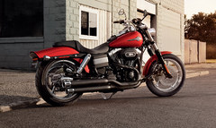 Photo of a 2013 Harley-Davidson FXDF Dyna Fat Bob