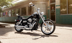 Photo of a 2014 Harley-Davidson FXDWG Dyna Wide Glide