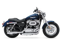 2013 Harley-Davidson XL1200C Sportster Custom
