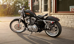 Photo of a 2013 Harley-Davidson XL1200V Seventy-Two