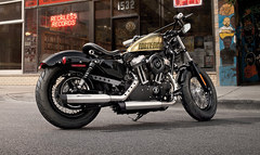 2013 Harley-Davidson XL1200X Forty-Eight
