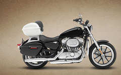 Photo of a 2013 Harley-Davidson XL883L Sportster Police