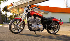 2013 Harley-Davidson XL883L SuperLow