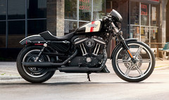 Photo of a 2013 Harley-Davidson XL883N Sportster Iron