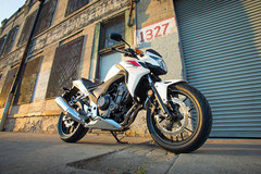 Photo of a 2013 Honda CB 500 F