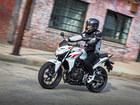 2013 Honda CB 500 F