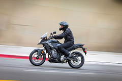 Photo of a 2014 Honda CB 500X