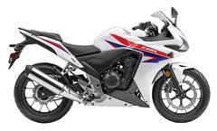 Photo of a 2013 Honda CBR500R