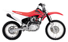 Photo of a 2015 Honda CRF 150 F