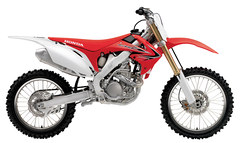 Photo of a 2013 Honda CRF 250 R