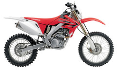Photo of a 2015 Honda CRF 250 X