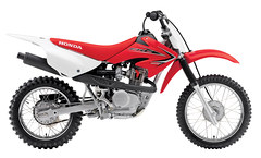Photo of a 2013 Honda CRF 80 F