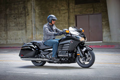 Photo of a 2013 Honda Gold Wing F6B