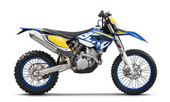 Photo of a 2014 Husaberg FE 250