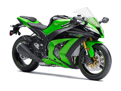 Photo of a 2013 Kawasaki Ninja ZX-10 R