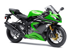 Photo of a 2013 Kawasaki Ninja ZX-6R 636 ABS