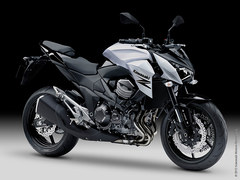 Photo of a 2013 Kawasaki Z800 e version