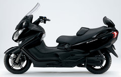 2013 Suzuki AN 650 Executive ABS (Burgman)