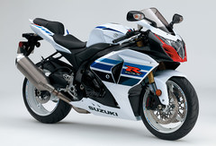 Photo of a 2015 Suzuki GSX-R 1000