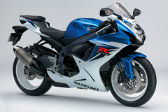 Photo of a 2012 Suzuki GSX-R 600