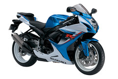 Photo of a 2013 Suzuki GSX-R 600