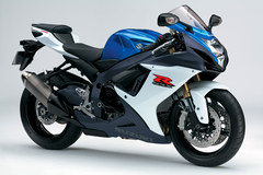 Photo of a 2012 Suzuki GSX-R 750
