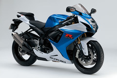 Photo of a 2013 Suzuki GSX-R 750