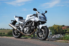 Photo of a 2011 Suzuki SV 650 S ABS