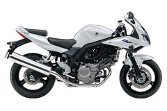 Photo of a 2013 Suzuki SV 650 S ABS
