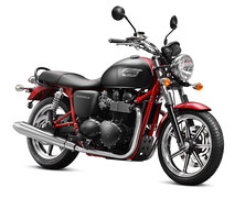 Photo of a 2012 Triumph Bonneville SE