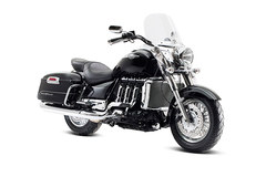Photo of a 2012 Triumph Rocket III Touring
