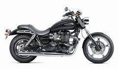 Photo of a 2013 Triumph Speedmaster