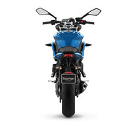 Photo of a 2013 Triumph Street Triple