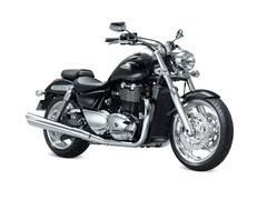 Photo of a 2012 Triumph Thunderbird
