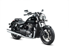 Photo of a 2013 Triumph Thunderbird Storm