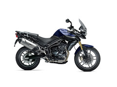Photo of a 2013 Triumph Tiger 800