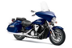 Photo of a 2013 Yamaha V-Star 1300 Deluxe