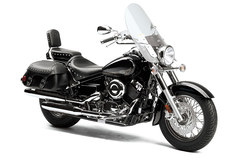 Photo of a 2013 Yamaha V-Star 650 Silverado