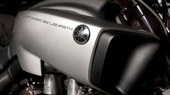 Photo of a 2013 Yamaha VMAX Hyper Modified Ludovic Lazareth