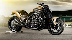 Photo of a 2013 Yamaha VMAX Hyper Modified Marcus Walz