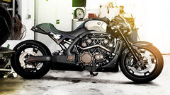 2013 Yamaha VMAX Hyper Modified Roland Sands (VMAX)