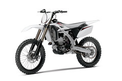 Photo of a 2013 Yamaha YZ 250 F
